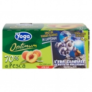 Yoga Optimum 70% di Pesca 6 x 200 Ml