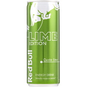 Red Bull Energy Drink Gusto Lime